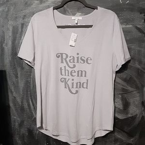 NWT Maurices tee size XL